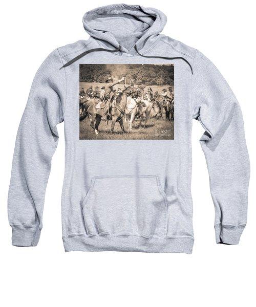 Gettysburg  Union Cavalry 7920s  Sweatshirt