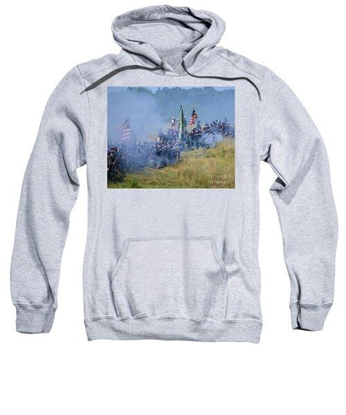 Gettysburg Union Infantry 8947c Sweatshirt