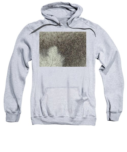 Ghost Leaf Sweatshirt