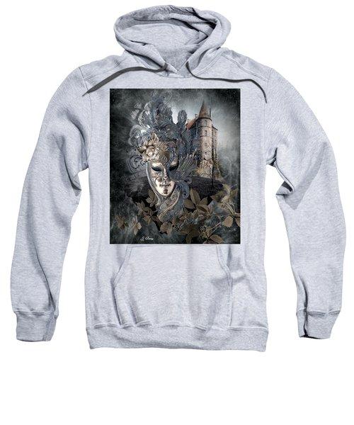 Ghosts Of Mardi Gras Past Sweatshirt