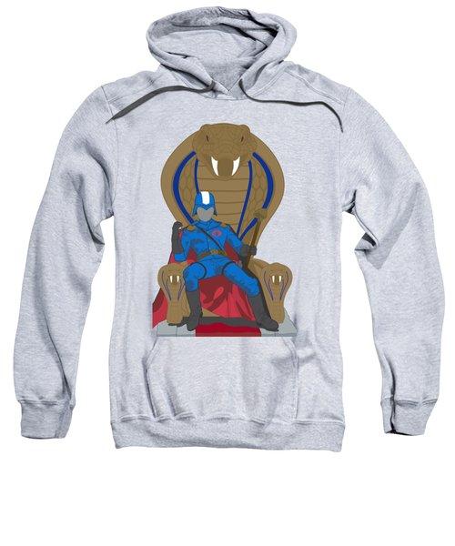 Gi Joe - Cobra Commander Sweatshirt