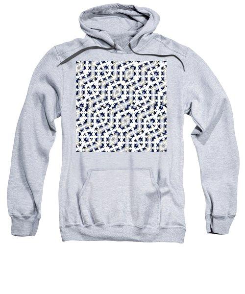 Giraffe Abstract 02 Sweatshirt