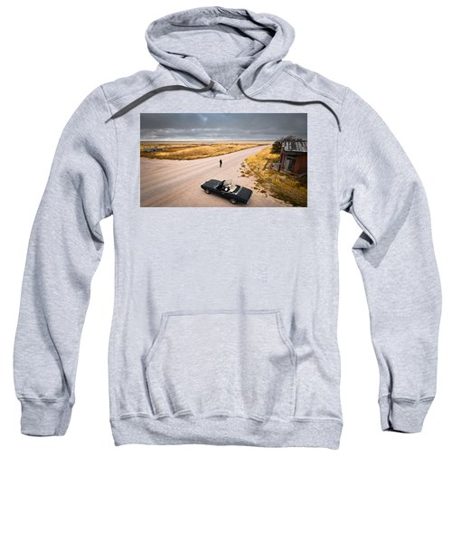 Girl Of The Golden West Sweatshirt