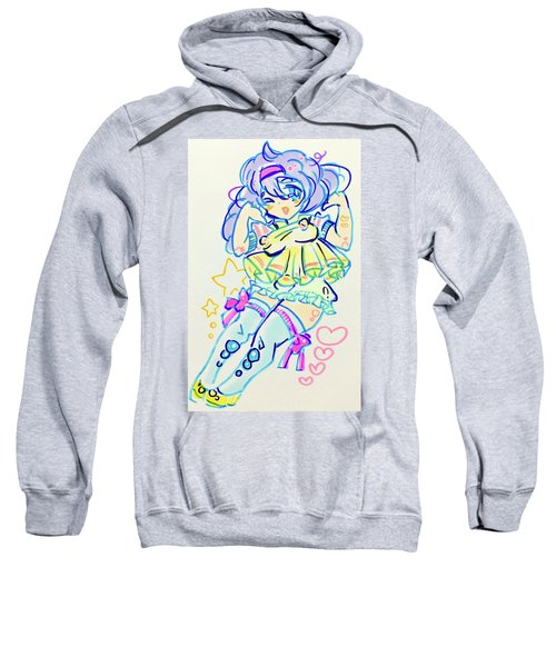Girl04 Sweatshirt