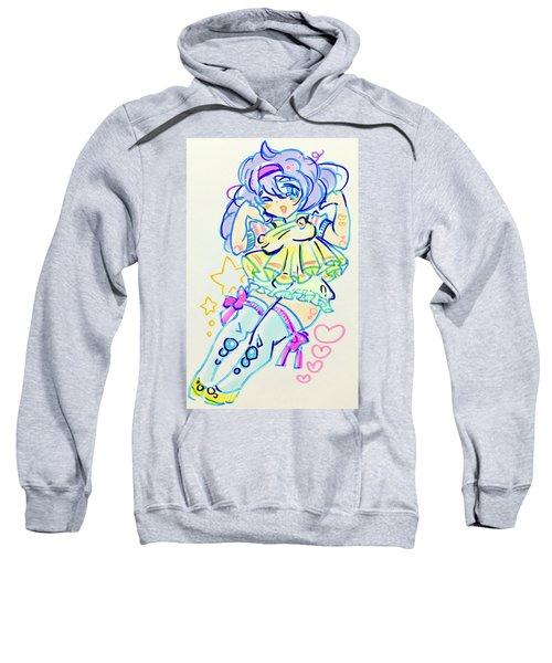 Girl04 Sweatshirt