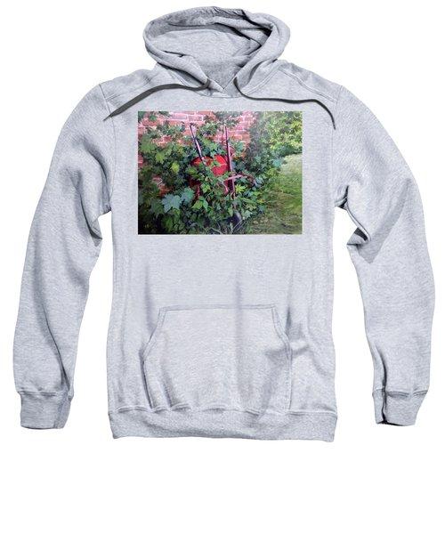 Give And Take Sweatshirt