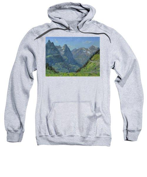 Glacier Afternoon Sweatshirt