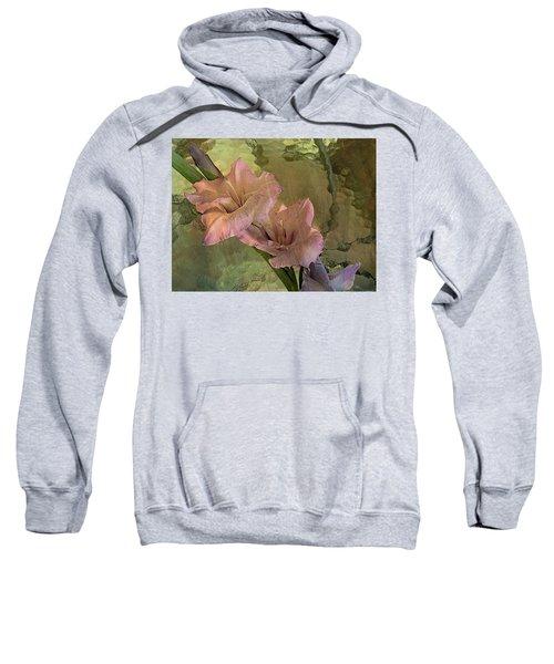 Gladiolas Sweatshirt