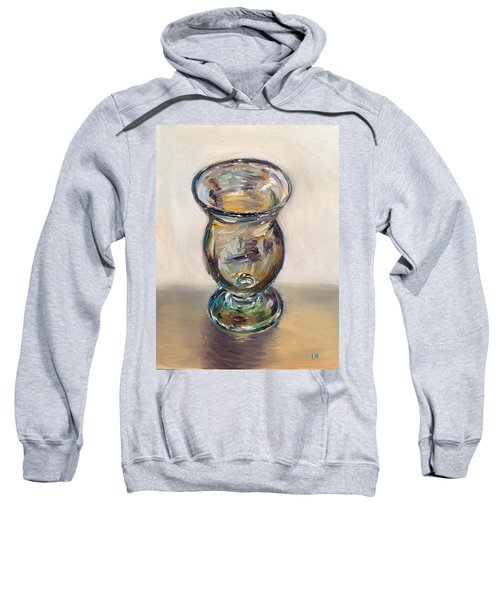 Glass Goblet Sweatshirt