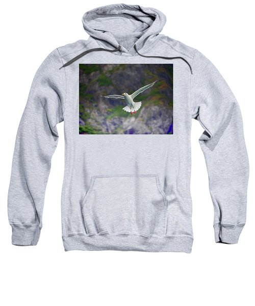 Glaucous-winged Gull Sweatshirt