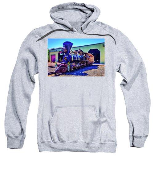 Glenbrook Ginerbread Locomotive Sweatshirt