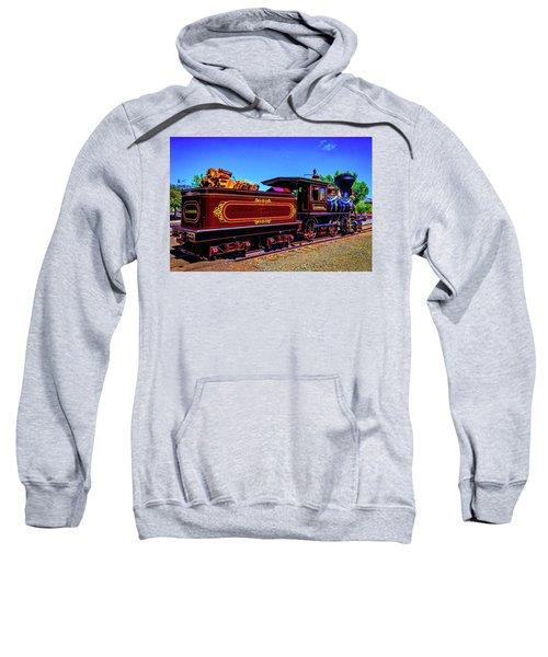 Glenbrook Ginerbread Train Sweatshirt