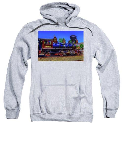 Glenbrook Train Carson City Sweatshirt