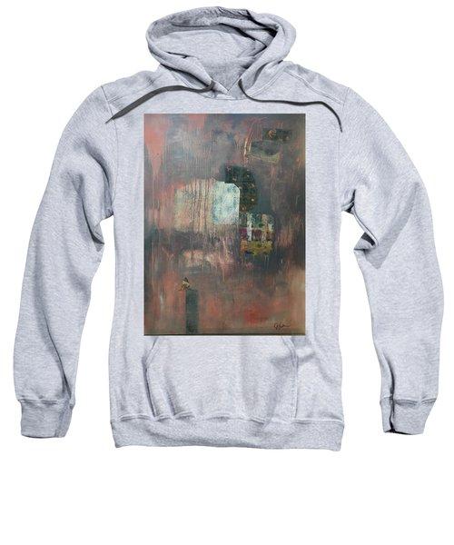 Glimpse Of Town Sweatshirt