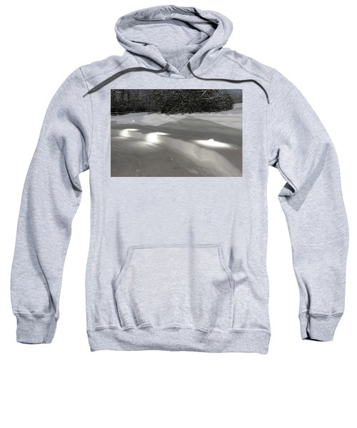 Glowing Landscape Lighting Sweatshirt