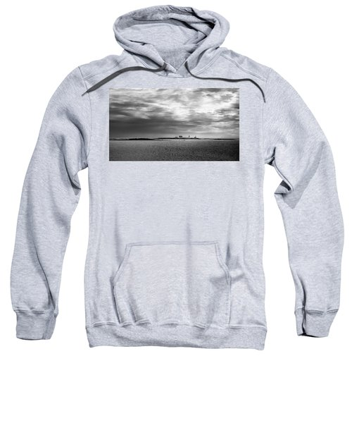 Goat Island Light, Cape Porpoise, Maine Sweatshirt