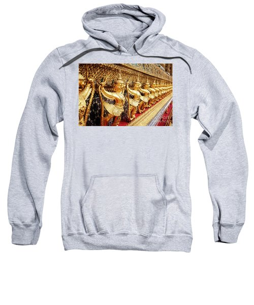 Sweatshirt featuring the photograph Gods And Demons by Scott Kemper