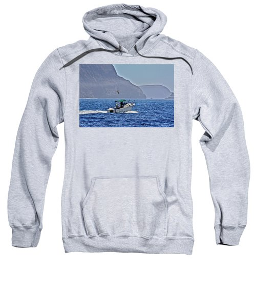 Going Fishing Sweatshirt