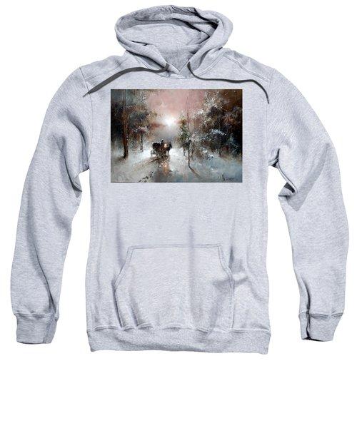 Going For Visit Sweatshirt
