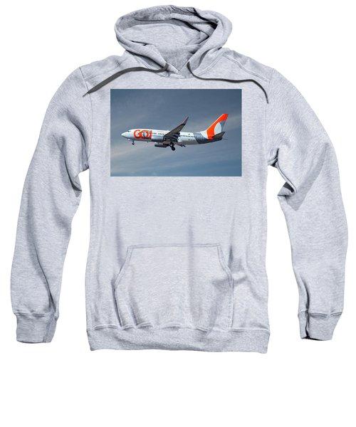 Gol Transportes Aereos Boeing 737-76n 20 Sweatshirt