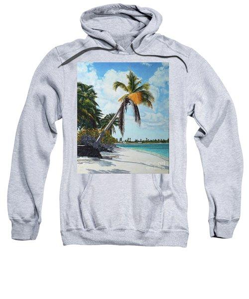 Gold Coconut Sweatshirt