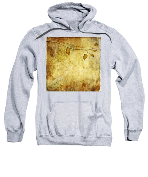 Golden Branch Of Hope  Sweatshirt