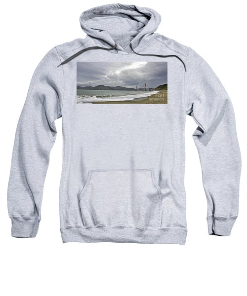 Golden Gate Study #2 Sweatshirt
