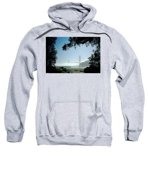 Golden Gate Fog  Sweatshirt