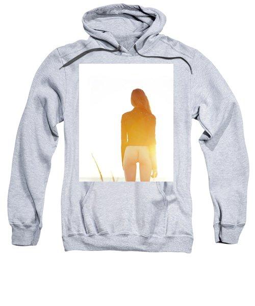 Golden Hour Girl Sweatshirt