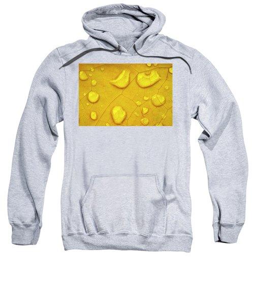 Golden Leaf Sweatshirt
