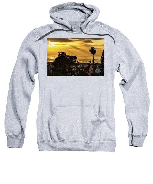 Golden Moment Sweatshirt
