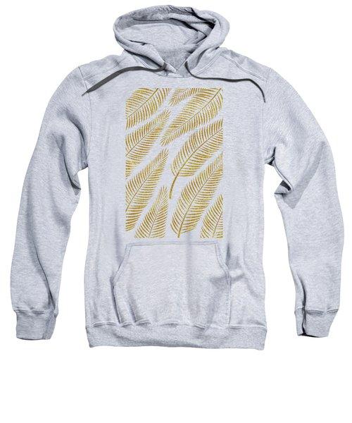 Golden Palm Sweatshirt