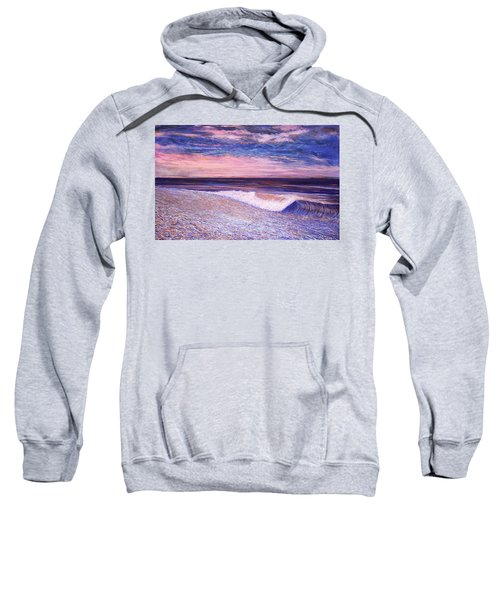 Golden Sea Sweatshirt