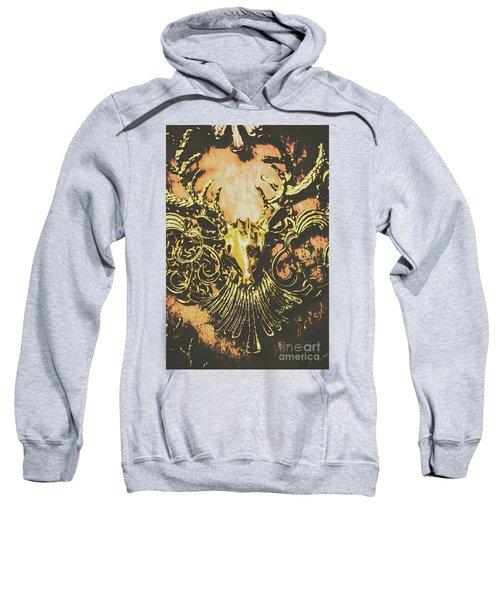 Golden Stag Sweatshirt