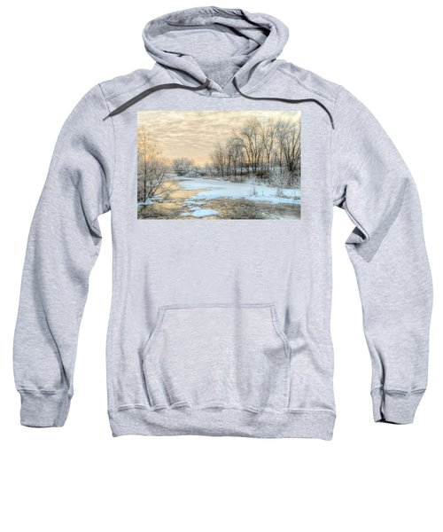 Golden Sunrise Signed Sweatshirt