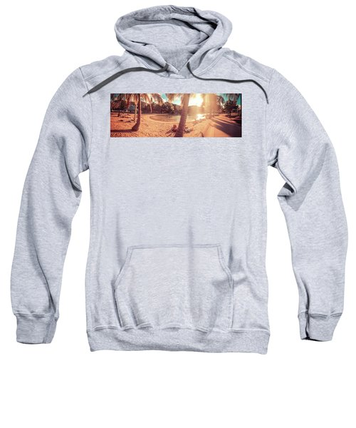 Golden Sunsets Of Airlie Beach Sweatshirt