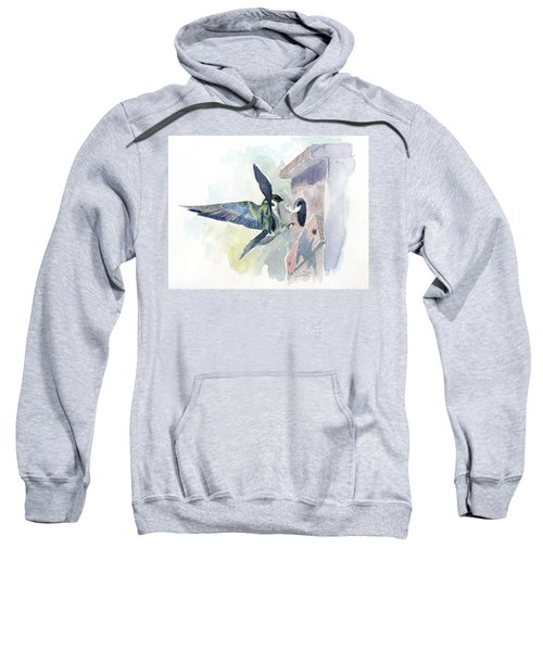 Golden Swallow Sweatshirt