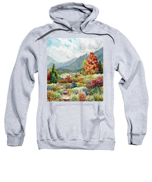 Golden Trail Sweatshirt