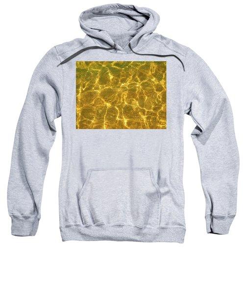 Golden Wave Sweatshirt