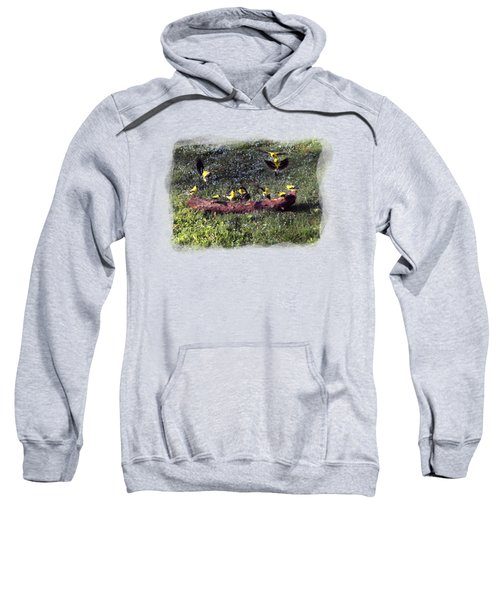 Goldfinch Convention Sweatshirt