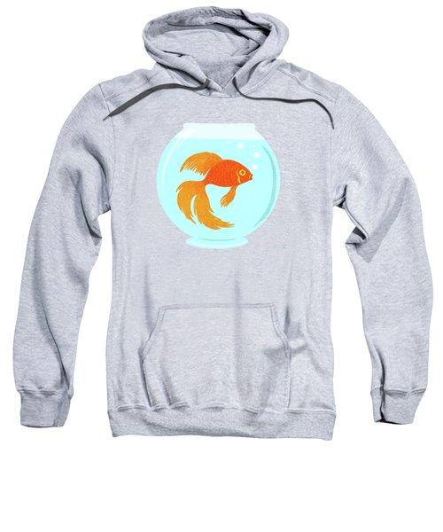 Goldfish Fishbowl Sweatshirt