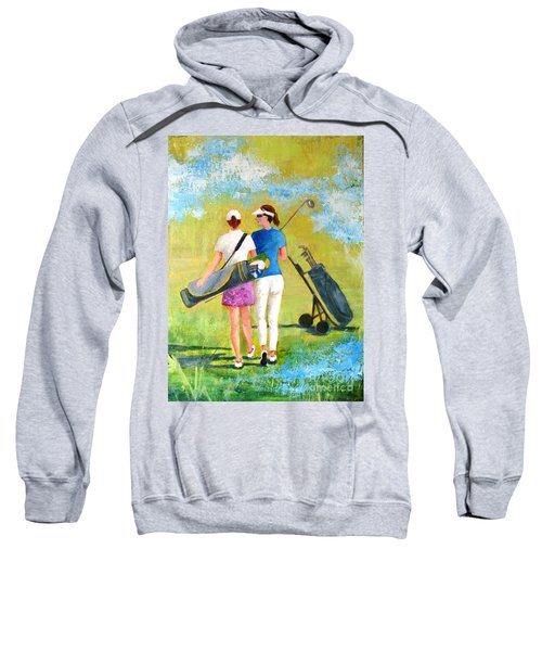 Golf Buddies #1 Sweatshirt