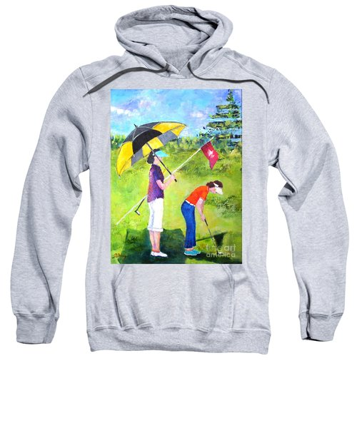 Golf Buddies #3 Sweatshirt