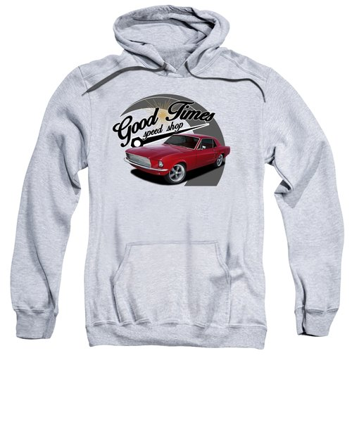 Good Times Mustang Sweatshirt