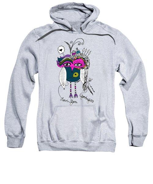 Goodnight Owl Sweatshirt