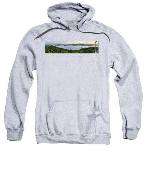 Goodnow Mountain Panorama Sweatshirt
