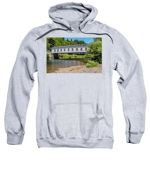 Goodpasture Covered Bridge Sweatshirt