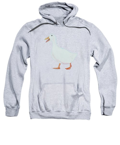 Goose Named Audrey Sweatshirt by Jan Matson