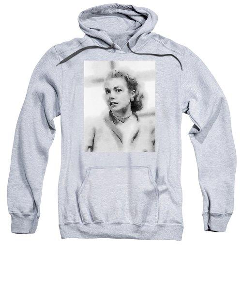 Grace Kelly By John Springfield Sweatshirt by John Springfield