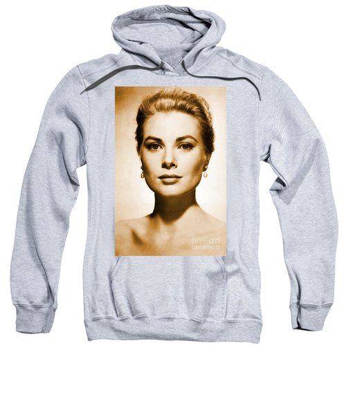 Grace Kelly Sweatshirt by Opulent Creations